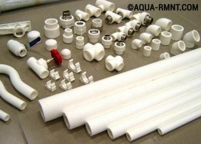 Монтаж отопления из полипропиленовых труб: преимущества материала