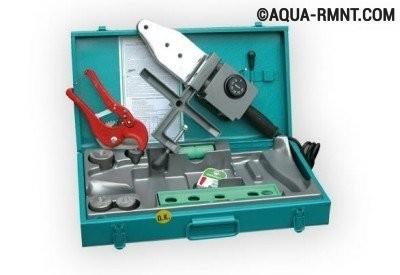 Монтаж отопления из полипропиленовых труб: необходимые инструменты