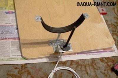 Тепловентилятор своими руками: провода