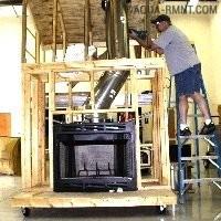 Устройство дымохода для камина: общие положения + монтаж на примере стального варианта