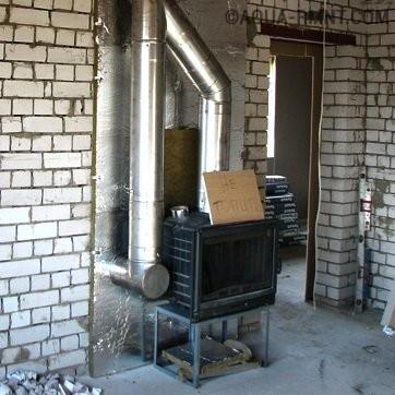 Как правильно сделать дымоход для буржуйки: устройство простейшего дымоотвода по шагам
