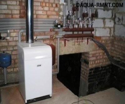 Как выбрать газовый котел: напольный прибор