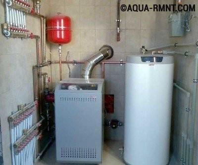 Как выбрать газовый котел: двухконтурное устройство