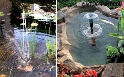 Насос для фонтана