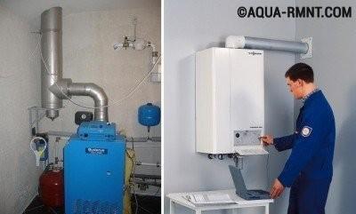 Как выбрать газовый котел: подбираем мощность