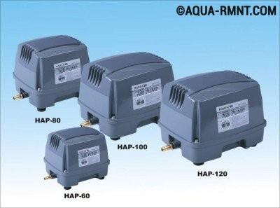 Мембранный компрессор для септика
