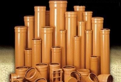 Пластиковые трубы для наружной канализации