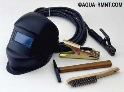 Электросварка для начинающих: оборудование для работы
