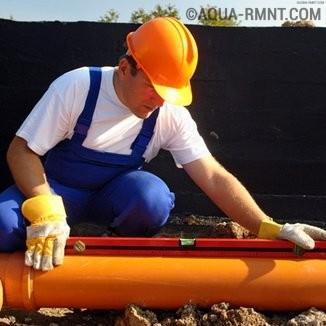 Какой уклон канализационной трубы считается оптимальным в различных ситуациях