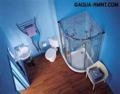 Ванна или душевая кабина: что выбрать для маленького санузла?