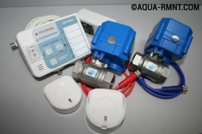 Датчик протечки воды: устройство