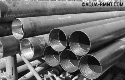 Обсадные трубы из стали