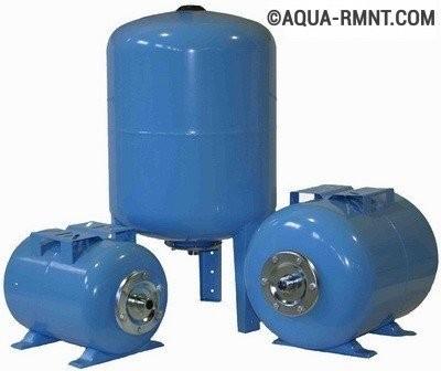 Расширительный бак для системы водоснабжения