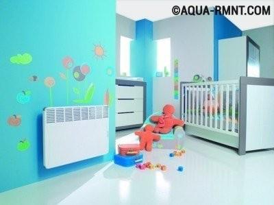 Электроконвектор для детской комнаты