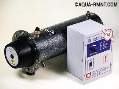 Индукционный электрический котел