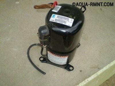 Компрессор для теплового насоса вода-вода