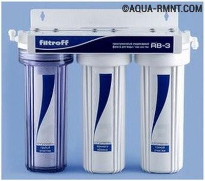 Многоступенчатые фильтры очистки воды для питья без кипячения