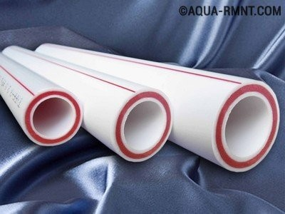 Полипропиленовые трубы со стекловолокном