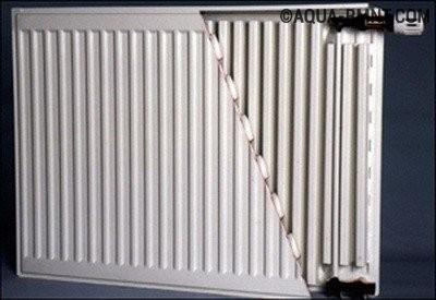 Стальные радиаторы отопления: панельные устройства