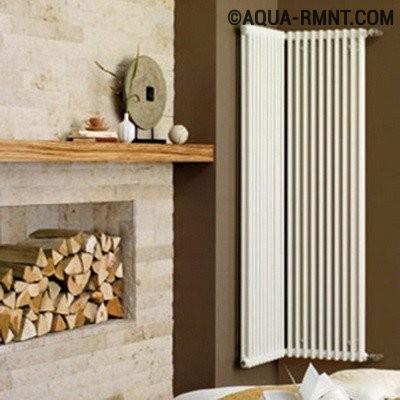 Стальные радиаторы отопления: дизайнерские модели