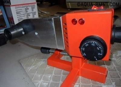 Терморегулятор на паяльнике