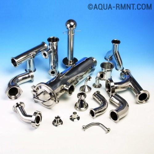 Классификации стальных труб и фитингов + обзор правил работы с ними