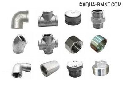 Фитинги для стальных труб