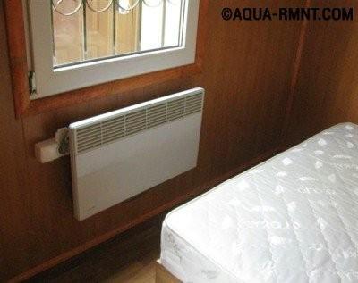 Электрические конвекторы для дополнительного обогрева