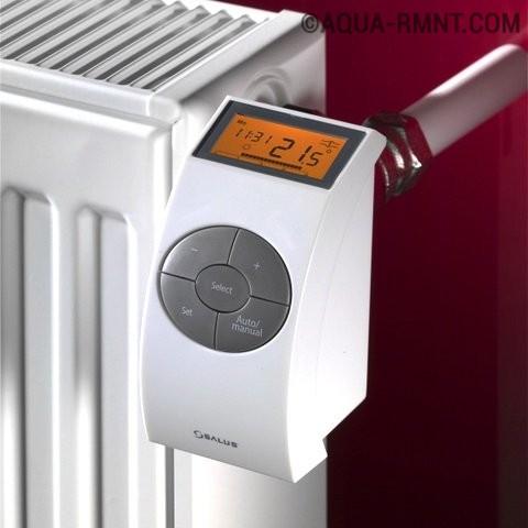 Как регулировать температуру радиатора: обзор современных термостатических устройств