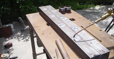 Трубы для распределительного коллектора