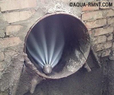 Эксплуатация ливневой канализации