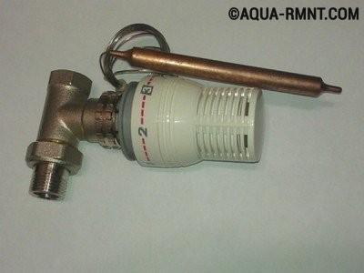 Термоголовка с выносной колбой