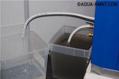 Установка по очистке воды