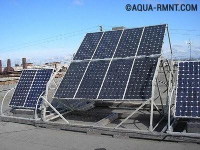 Российские солнечные батареи