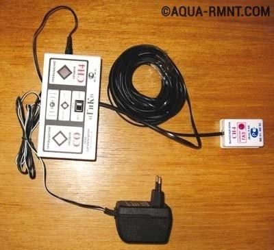 Газосигнализатор многоканальный