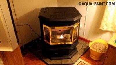 Пеллеты - экологичное и экономичное топливо для каминов, печей, котлов