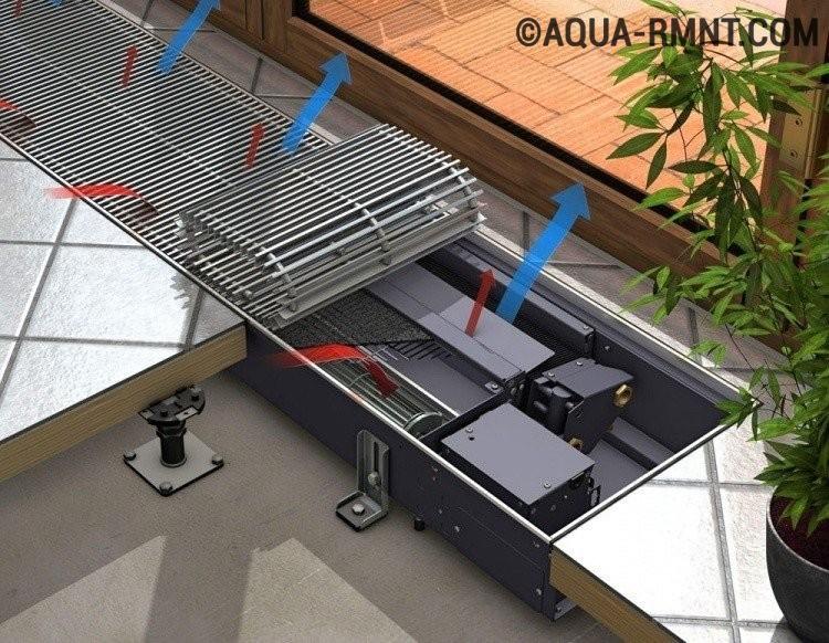 Водяное отопление оранжереи