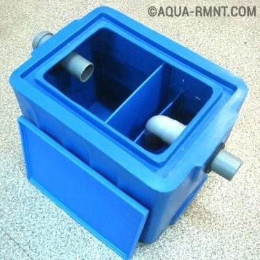 Как правильно выбрать жироуловитель и смонтировать его на канализацию
