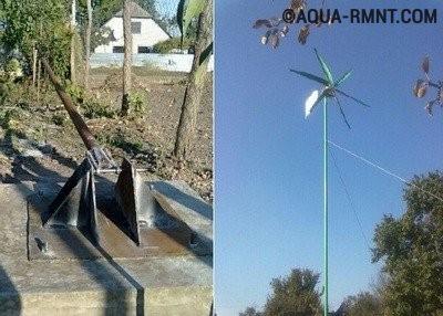Ветрогенератор на 220в как сделать