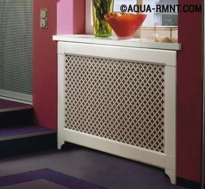 Экран для звукоизоляции радиаторов отопления
