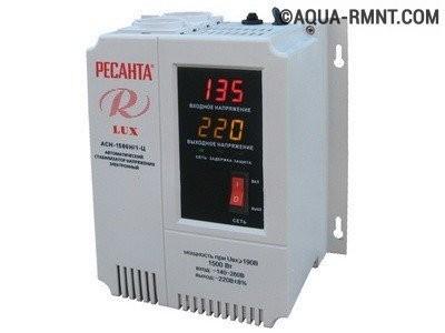 Электронный стабилизатор для газового котла