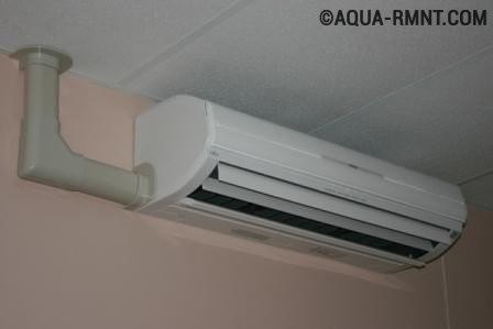 Внутренний блок теплового