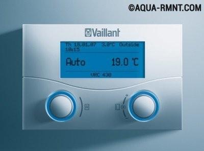 Терморегулятор для автономного отопления