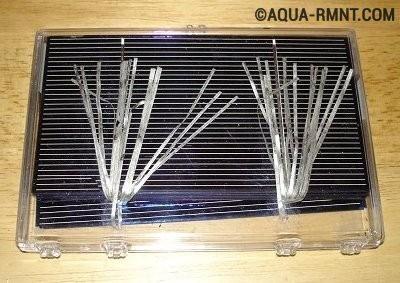 Элементы с проводниками
