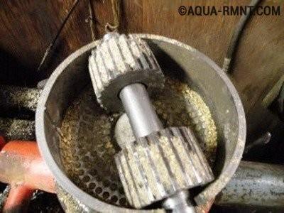 Биотопливо своими руками: гранулятор для производства пеллет