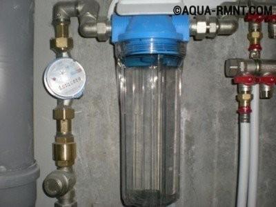 Фильтр очистки теплоносителя от примесей