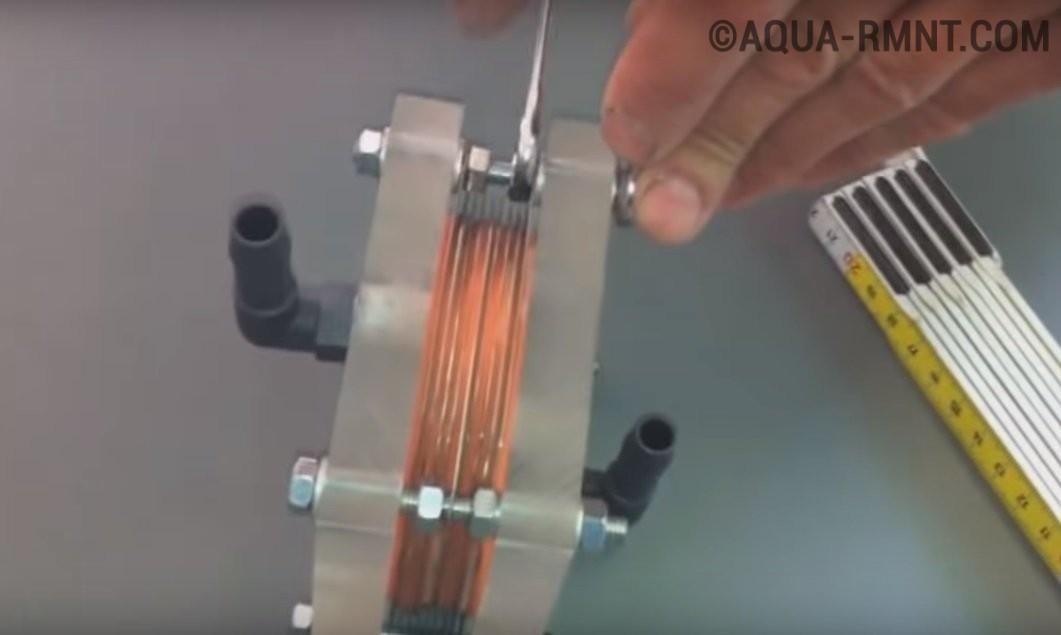 Трахают генератор водорода для авто своими руками ебут бане