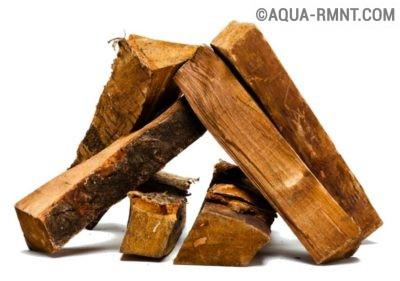 Конусная укладка дров