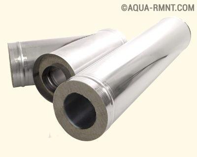 Труба для дымохода