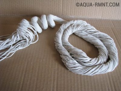 Асбестовый шнур